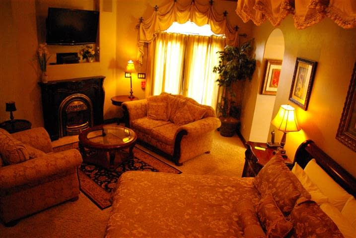 bed and breakfast near denver